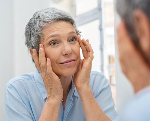 the right anti-aging skin care products