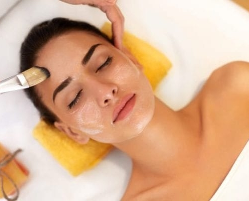 Facials are a great way to keep your skin looking fresh